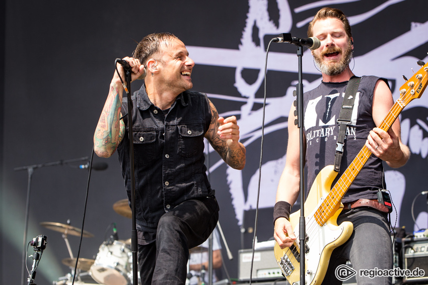 Donots (live bei Rock am Ring, 2017)