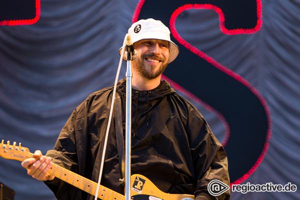 Seltsame Gewänder - Beatsteaks: Live-Bilder von Rock am Ring 2017