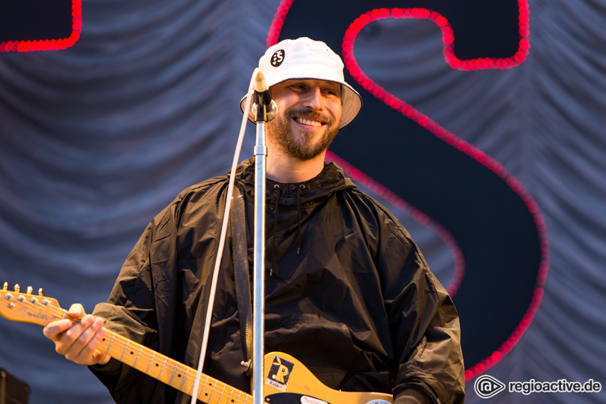 Beatsteaks (live bei Rock am Ring, 2017)