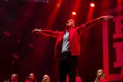 Nachtschwärmer: Fotos von Kraftklub live bei Rock am Ring 2017