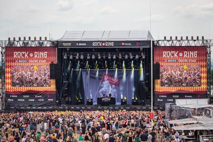 Unbeirrt - Gegen den Terror: So war Rock am Ring 2017