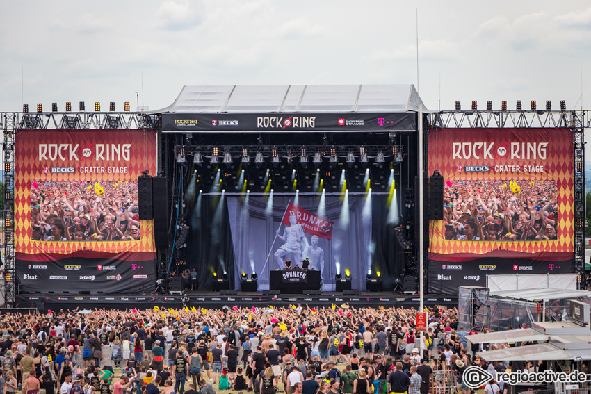 Rock Am Ring Samstag