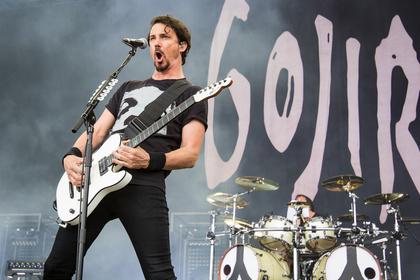Aus dem Westen - Metallisch: Live-Fotos von Gojira bei Rock am Ring 2017