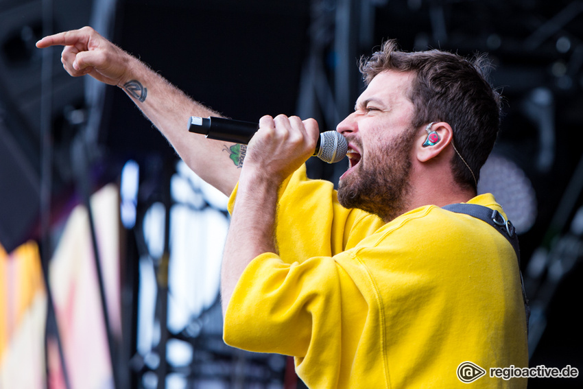 Marteria (live bei Rock am Ring, 2017)