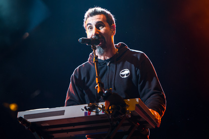 Lost in Hollywood - Dokumentation über System-Of-A-Down-Sänger Serj Tankian ist in Arbeit