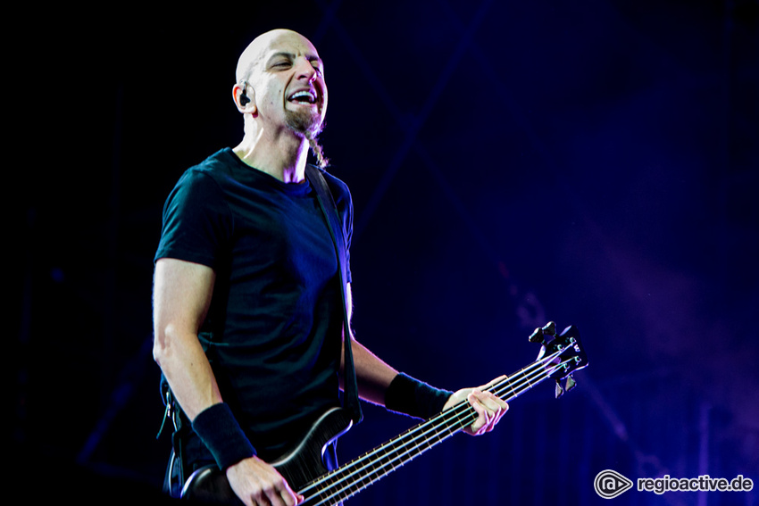 System of a Down (live bei Rock am Ring, 2017)