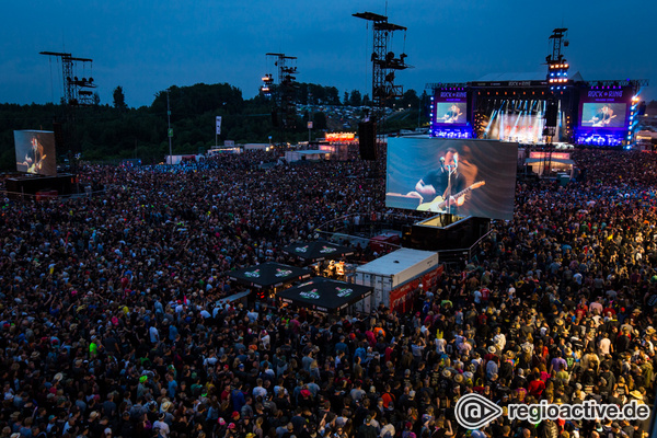 In Rage geratene(s) System - Rock am Ring 2017: Die Highlights des brachialen Sonntags