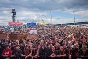 Impressionen vom Sonntag bei Rock am Ring 2017