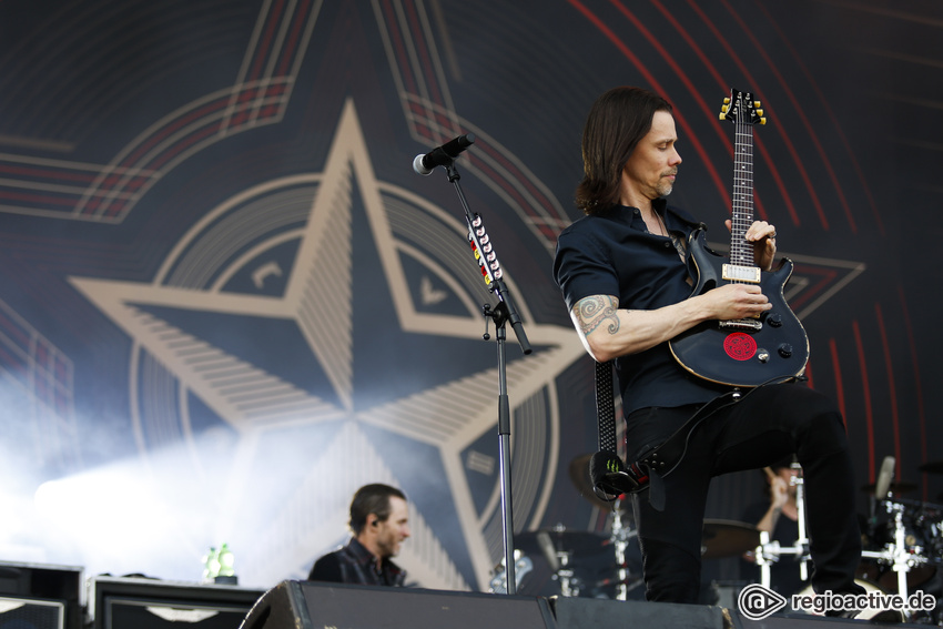 Alter Bridge (live bei Rock im Park, 2017)