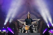 Mit Dampf: Live-Bilder von Alter Bridge bei Rock im Park 2017