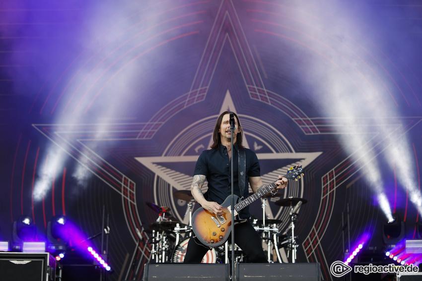 Alter Bridge (live bei Rock im Park, 2017)