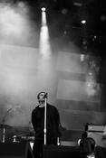Ohne Mimik: Fotos von Liam Gallagher live bei Rock im Park 2017