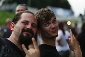 Es geht weiter: Impressionen vom Samstag bei Rock im Park 2017