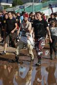 Kaum Regen: Impressionen vom Sonntag bei Rock im Park 2017