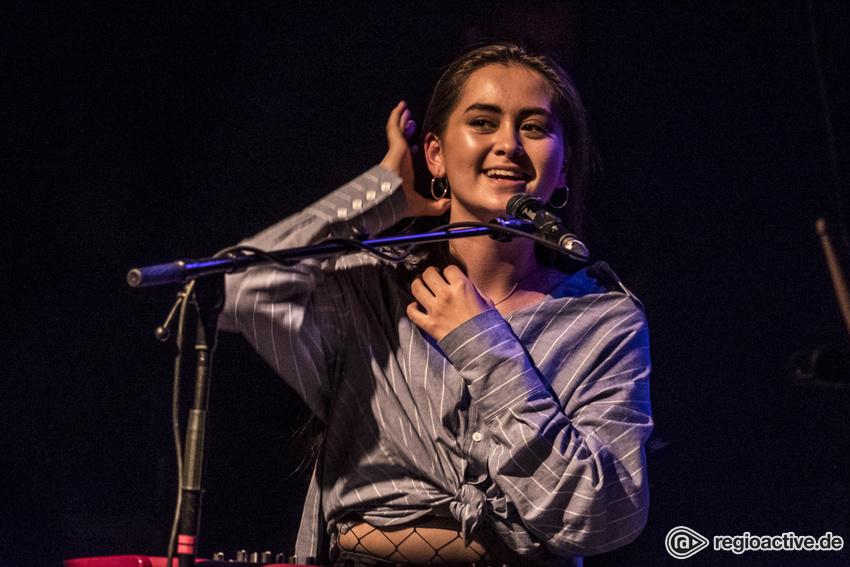 Jasmine Thompson (live in Hamburg, 2017)