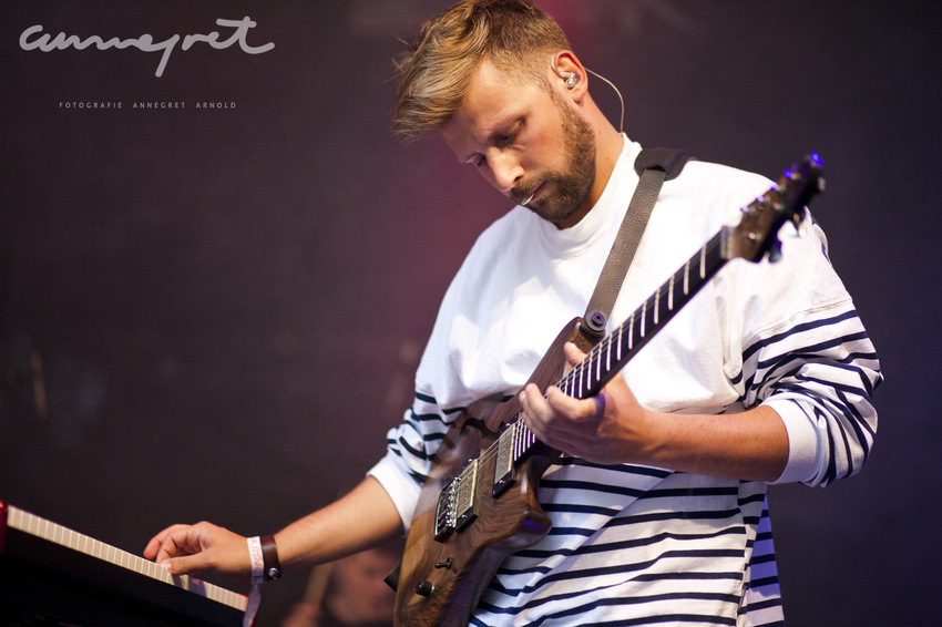 DYNARCHY (live bei der Rockbuster-Vorrunde 2017 in Mainz)