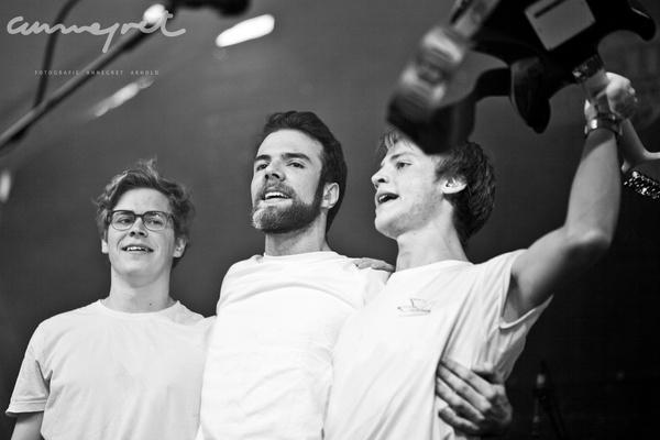 Vize-Position - Orange Dust: Live-Bilder von der Rockbuster-Vorrunde 2017 in Mainz