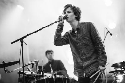 Europaweites Durchstarten - Mit Debütalbum: Giant Rooks gehen 2021 auf 'Rookery'-Tour