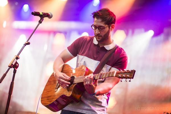 Solo-Act - Bilder von Ijaz Ali live bei der Rockbuster-Vorrunde 2017 in Lahnstein