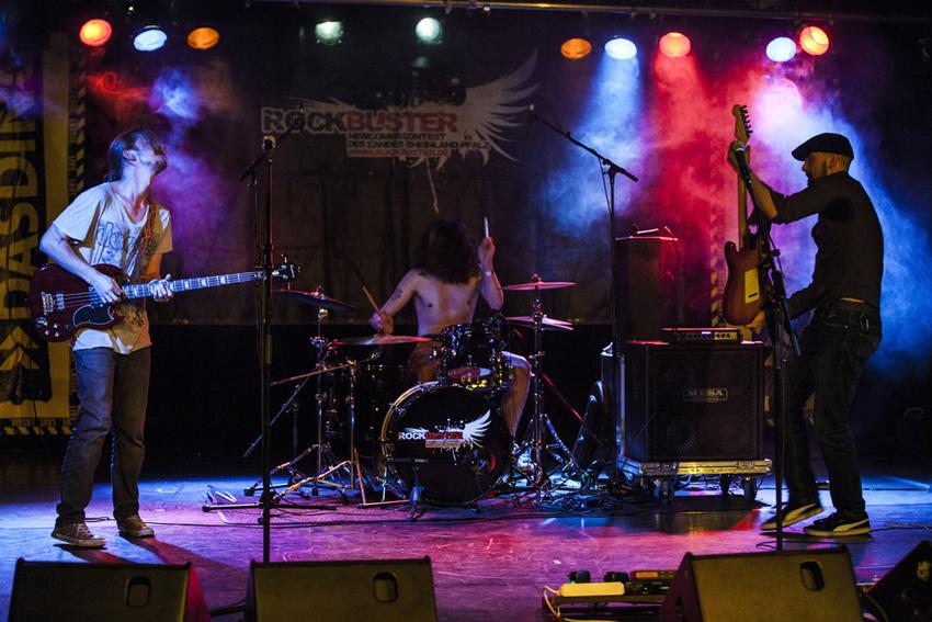 Strings'n'Stories (Live bei der Rockbuster-Vorrunde 2017 in Trier)