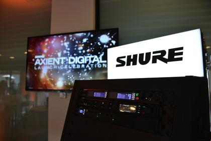 Hands-On: Shure demonstriert Axient Digital im exklusiven Rahmen