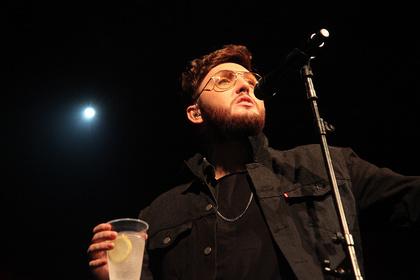 Siegertyp - James Arthur: Live-Fotos des Sängers aus der Batschkapp in Frankfurt