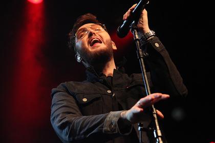 Das Multitalent - James Arthur mutiert in Frankfurt zum Stage-Monster