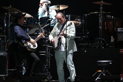 Heimspiel in groß - Hans Zimmer: Bilder des Mega-Konzerts in der Commerzbank-Arena Frankfurt
