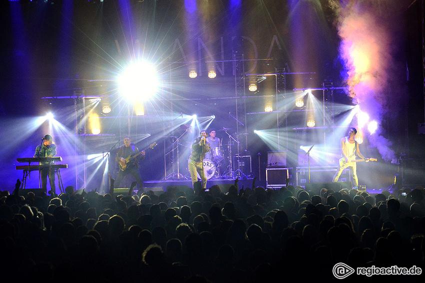 Wanda (live in Mannheim, 2017)