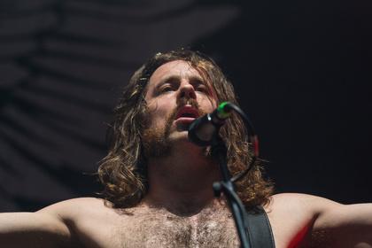Oben ohne - Fotos von Monster Truck als Vorgruppe von Deep Purple live in Frankfurt