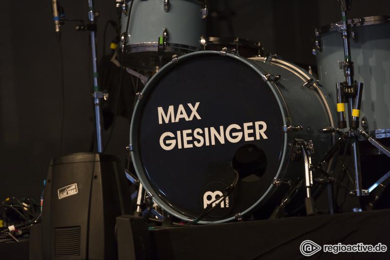 Max Giesinger (live auf dem Zeltfestival Rhein-Neckar in Mannheim, 2017)