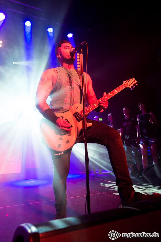 Sum 41 (live in Mannheim 2017)