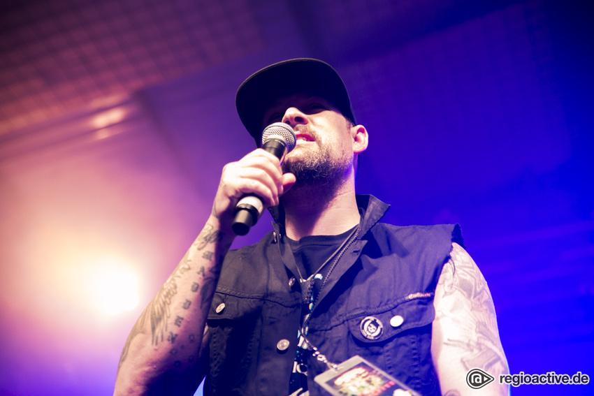 Good Charlotte (live in Stuttgart, 2017)