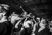 Hitzeschlacht: Bilder von Good Charlotte live im LKA-Longhorn in Stuttgart
