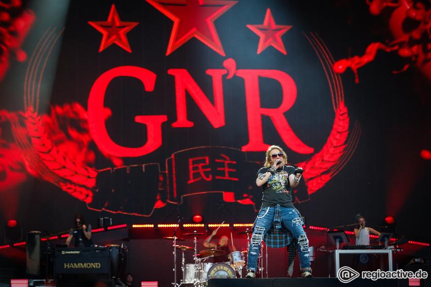 Guns N' Roses (live in München, 2017)