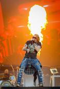 Sensationell: Guns N' Roses live im Olympiastadion in München