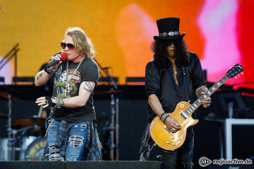 Guns N' Roses (live in München, 2017)