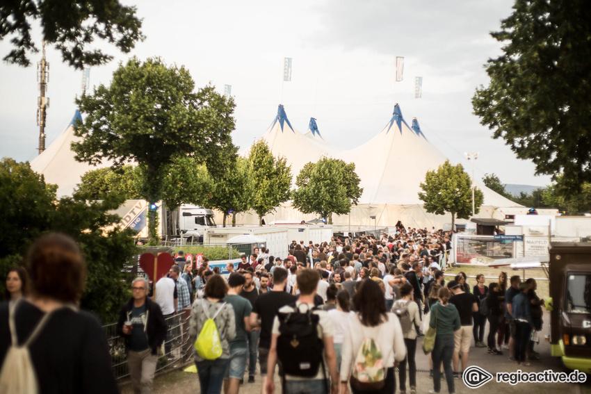 Impressionen vom Freitag (Maifeld Derby, 2017)