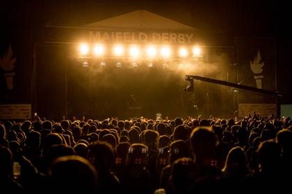 Ganz großes Kino - Bilder & Berichte: So war das Maifeld Derby 2017 in Mannheim