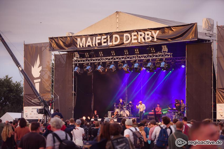 Impressionen (Maifeld Derby 2017)