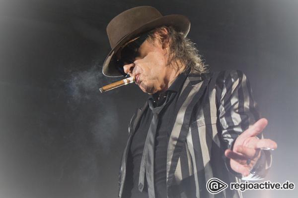Im Doppelpack - Udo Lindenberg: Live-Fotos der Mega-Show aus der SAP Arena in Mannheim