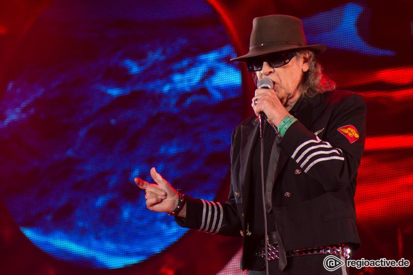 Don't Panic! - Udo Lindenberg kündigt neue Tour 2019 an