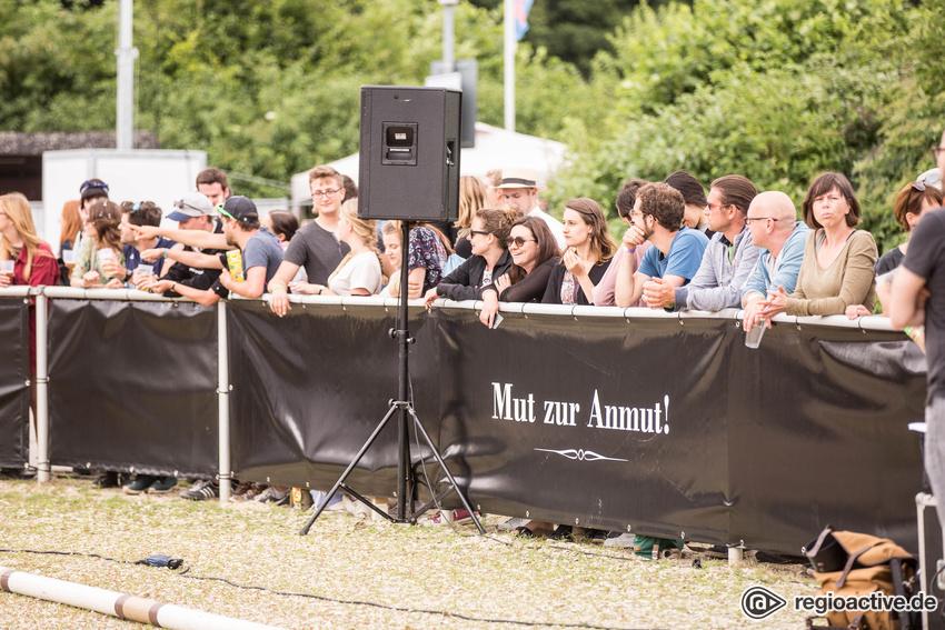 Steckenpferd-Dressur (Maifeld Derby, 2017)