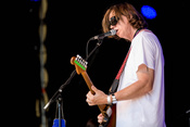 Das Gewissen des Rock: Fotos von Thurston Moore live beim Maifeld Derby 2017