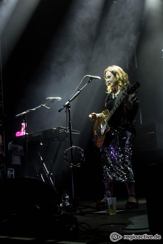 Slowdive (live auf dem Maifeld Derby, 2017)