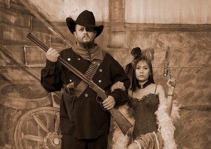 Outlaw-Country - Bob Wayne tritt Ende Juni im Alten Volksbad in Mannheim auf
