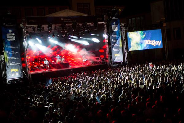 Die größten Highlights - Worms: Jazz & Joy 2017 bietet ein entspanntes Wochenende