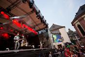Sportis: Live-Bilder der Sportfreunde Stiller beim Worms: Jazz & Joy 2017