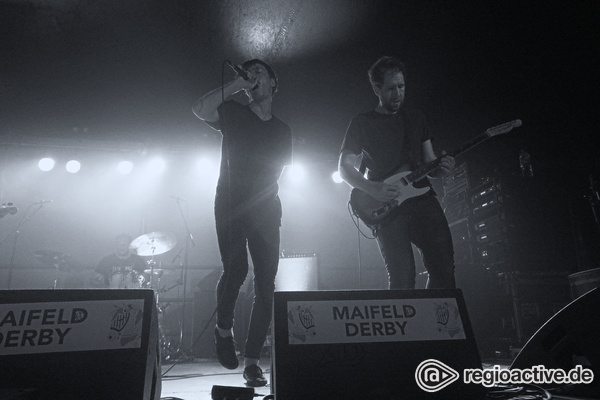 Nicht zum Einschlafen - The Tidal Sleep: Live-Fotos der Posthardcore-Band auf dem Maifeld Derby 2017