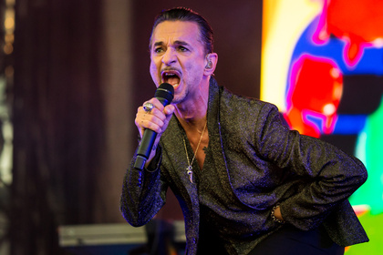 Alles weg - Depeche Mode spielen im Januar 2018 ein Konzert in Nürnberg